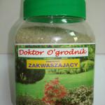 Доктор огродник. Препарат для подкисления грунта (хвойники, рододендроны, голубика, верески, гортензия)