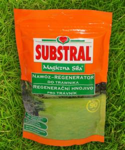 SUBSTRAL (волшебная сила) для газона